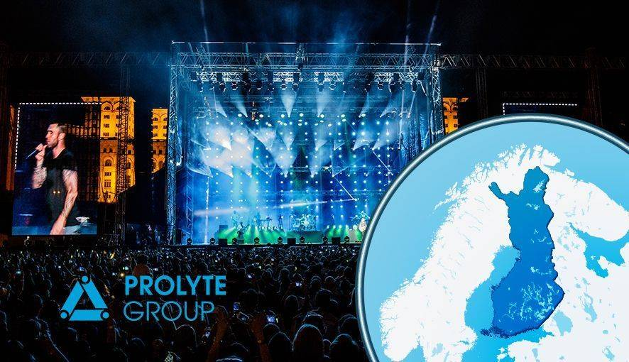 Finnish market gets direct access to Prolyte's sales channels