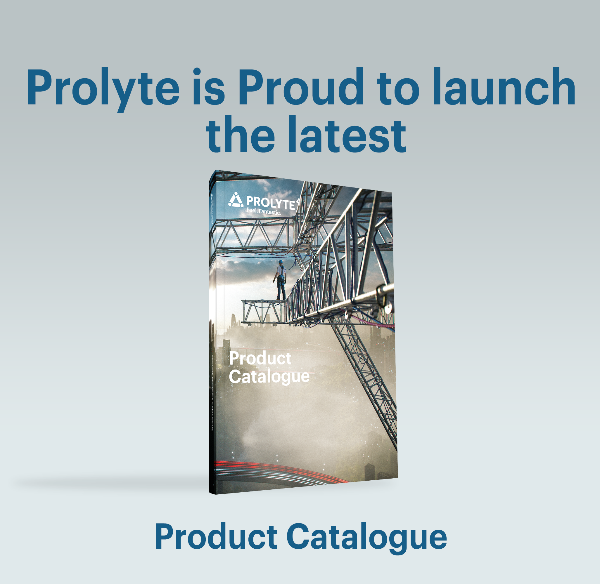 Prolyte's Latest Product Catalogue is here!